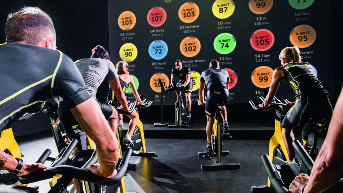 Prova Gratuita nuove Bike Spinning di Tecnogym GROUP CYCLE CONNECT.