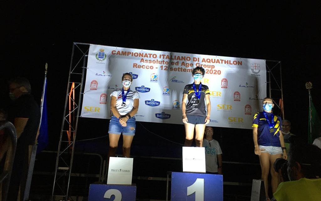 Campionati Italiani di Acquathlon Recco
